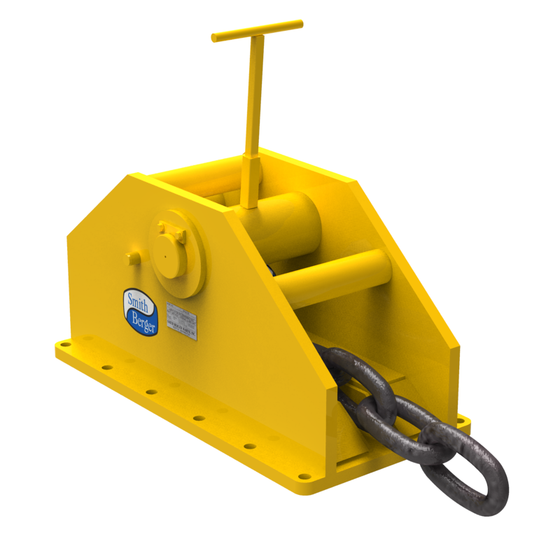Smith berger marine mooring and towing equipment marco for Commercial fishing gear